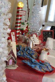 Elf on the Shelf Food Table