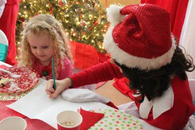 Elf on the Shelf Letters to Santa