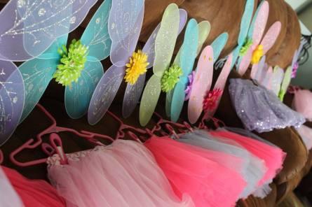 Fairy Tea Party Birthday Planning