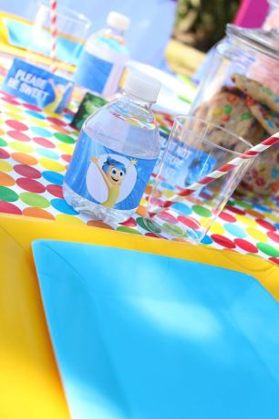 Inside Out Birthday Party 2