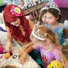 Ariel Little Mermaid Inspired Birthday Princess Party Jacksonville