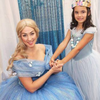 Ella Live Action Cinderella Themed Birthday Party