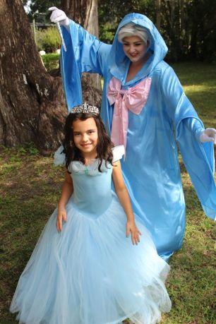 Fairy Godmother Cinderella Princess Party
