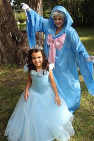 Fairy Godmother Cinderella Princess Party