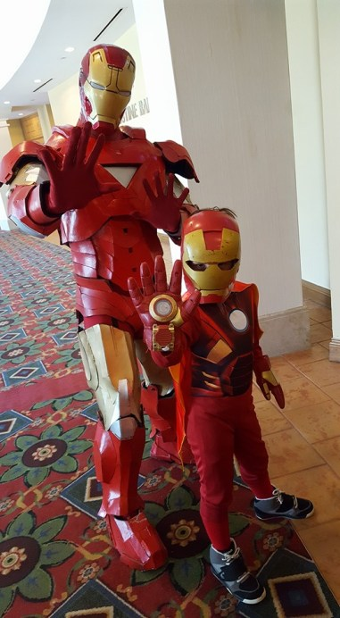 Iron Man Superhero Birthday Party