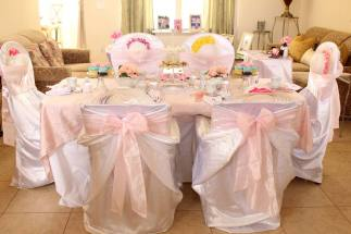 Tea Party Decor St Augustine Birthday Party Planner