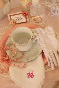 Tea Party Planner Kids Birthday