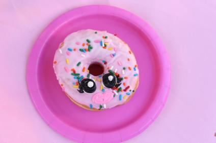 Shopkins Party Donut