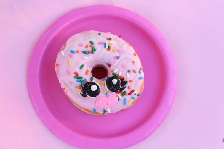 Shopkins Party Donut