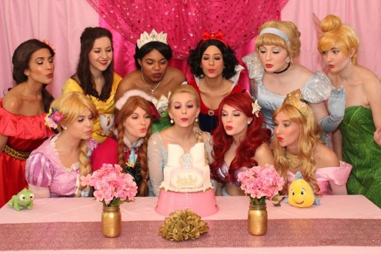 Jacksonville Princess Party