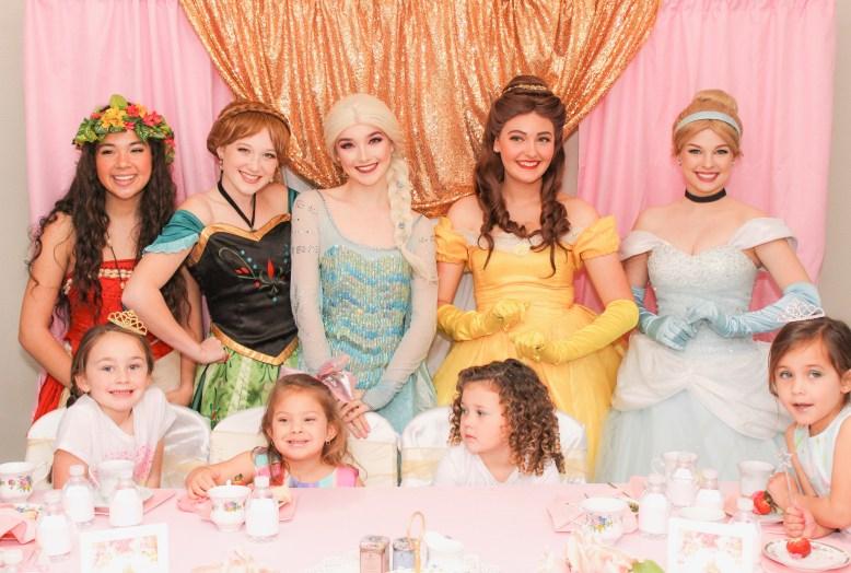 Girl Birthday Parties Jacksonville, FL St Augustine, FL Greensboro, NC Nashville, TN
