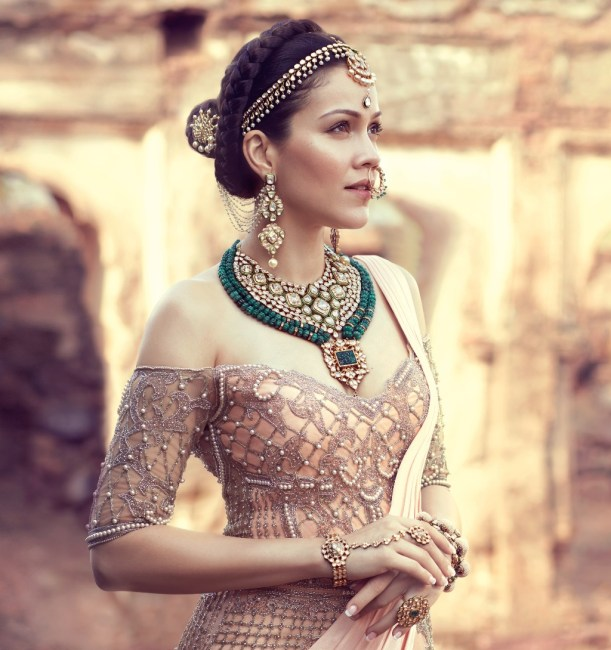 Kundan Bridal Necklace Sets Collection
