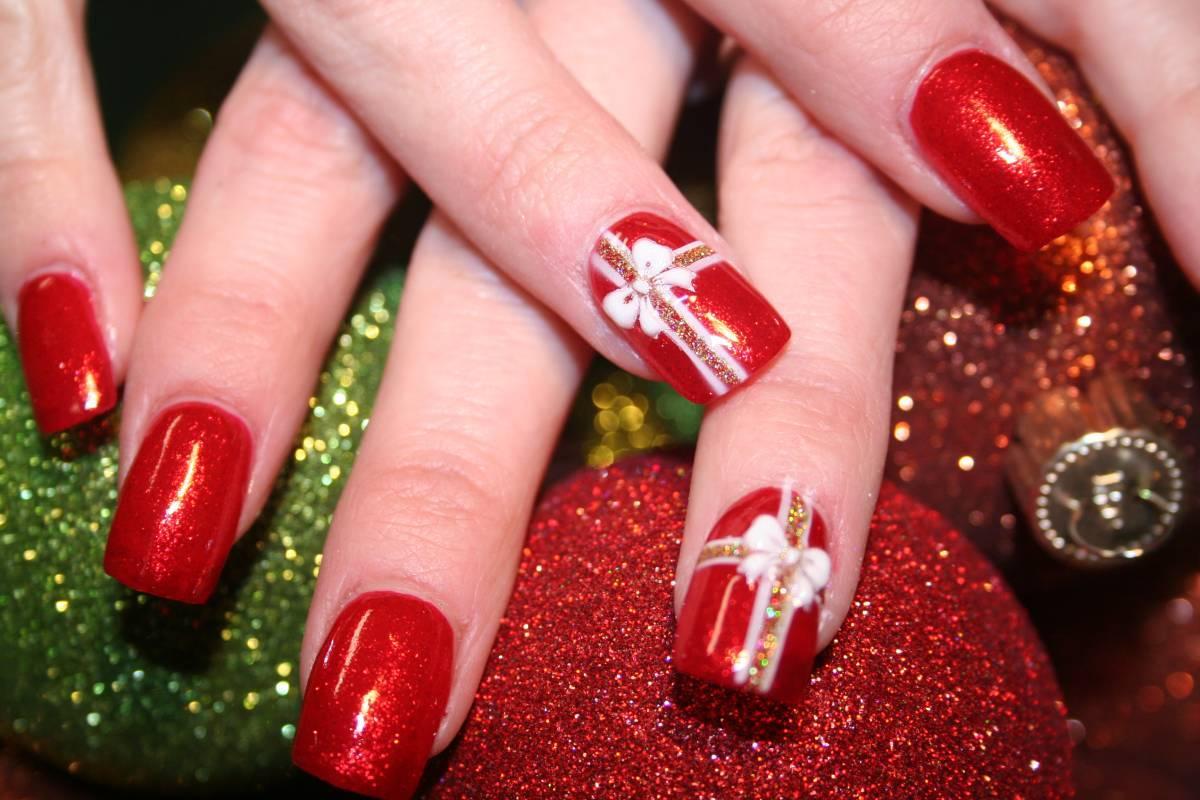 Christmas Nail Arts 2