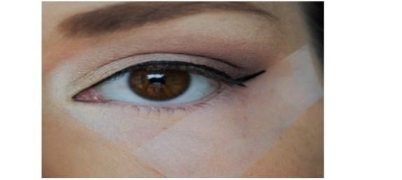 Winged Eyeliner 3