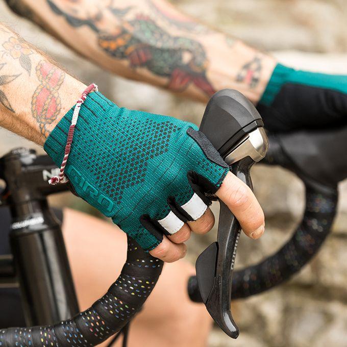 Mens Xnetic Road Glove Details