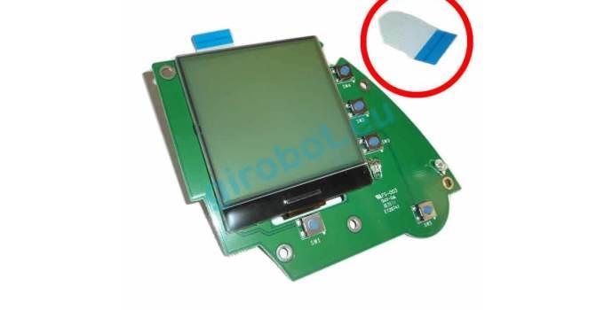 Display LCD Neato XV