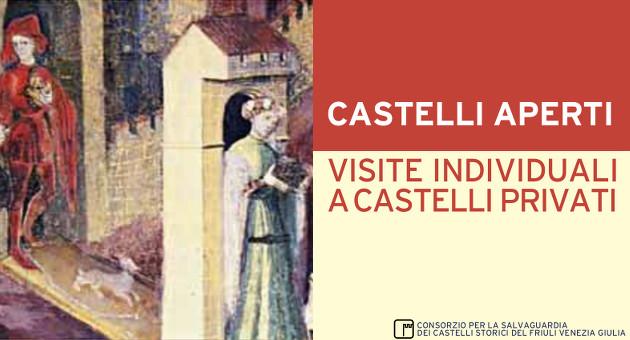35. Castelli aperti in Friuli Venezia Giulia