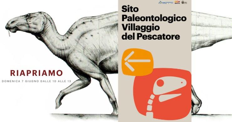 Riapre il sito paleontologico dei dinosauri. E per l'occasione visite guidate gratuite – Duino Aurisina (TS)