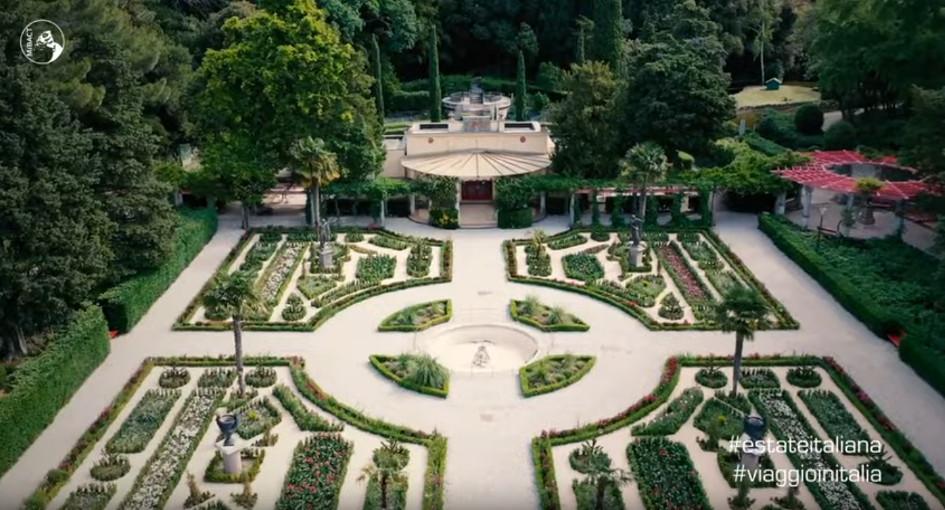 MIBACT: IL VIAGGIO IN ITALIA PROSEGUE ANCHE CON I GIARDINI DEL PARCO DI MIRAMARE