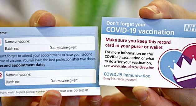 Passaporto vaccinale, come funzionerà il documento?