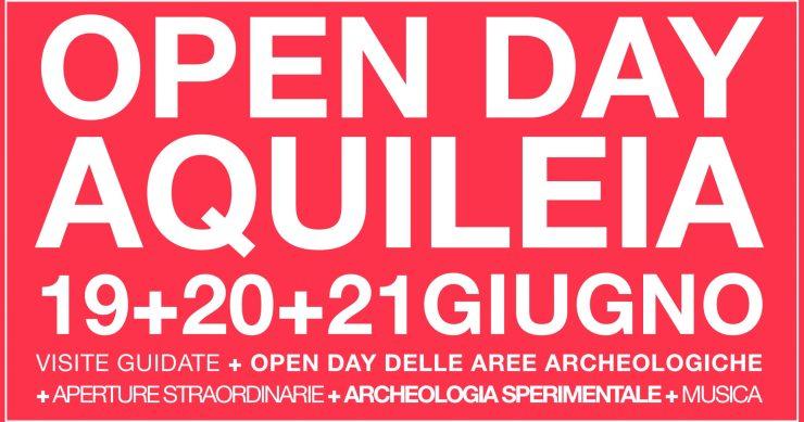 Open Day ad Aquileia. Visite guidate gratuite, laboratori, musica