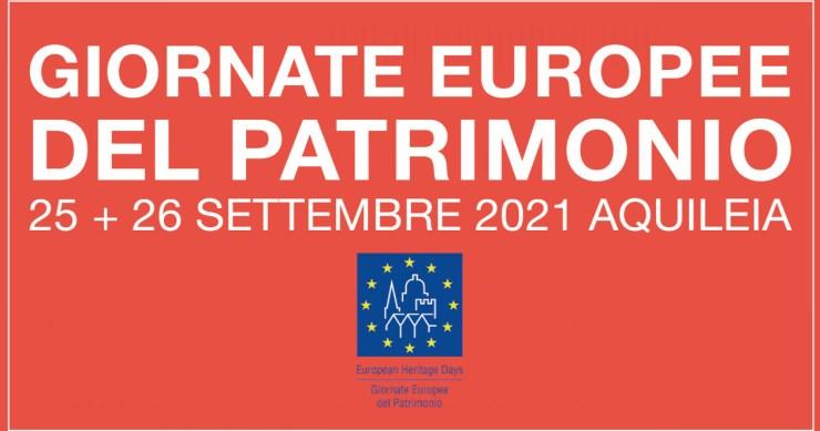Giornate Europee del Patrimonio 2021 ad Aquileia