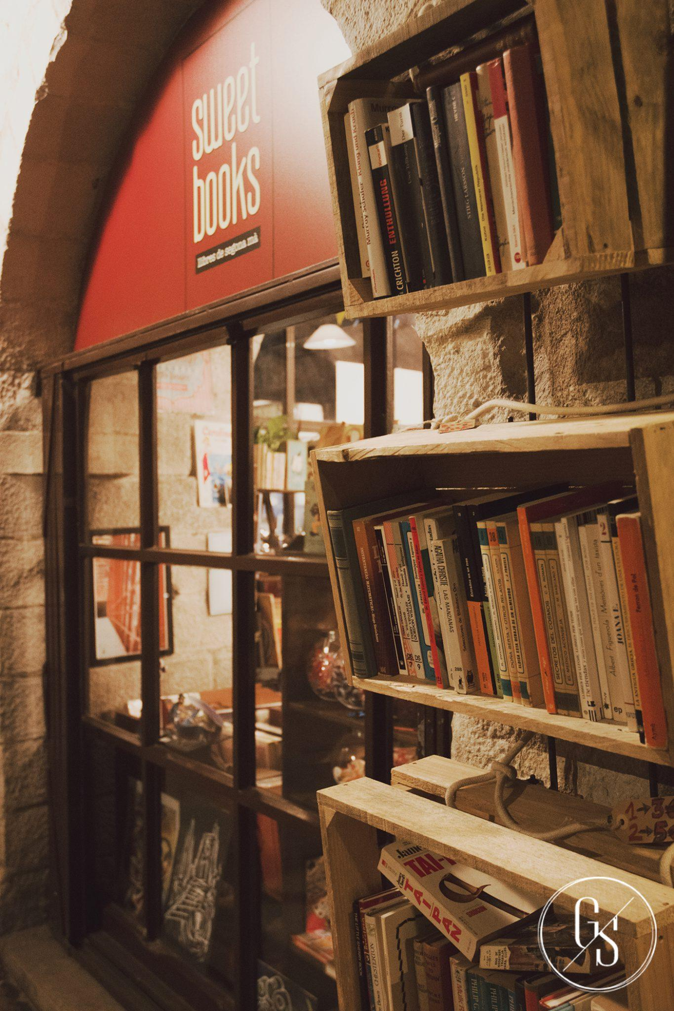 Sweet Books Shop