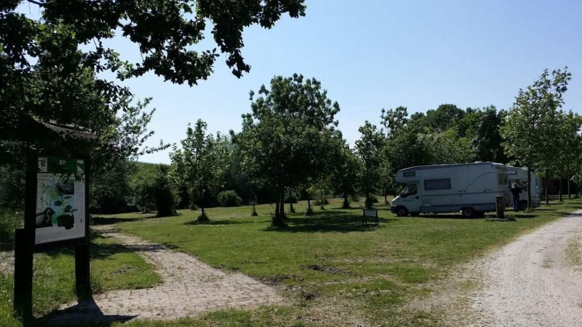 Agricampeggio Prato Pozzo - I nostri Camper