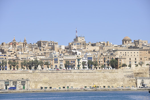 Giro in barca e La Valletta