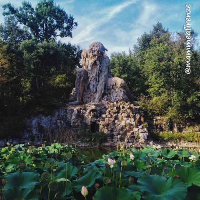 picnic a Firenze - Villa Demidoff