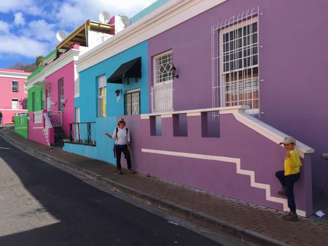 Bo-Kaap: il quartiere più colorato di Cape Town