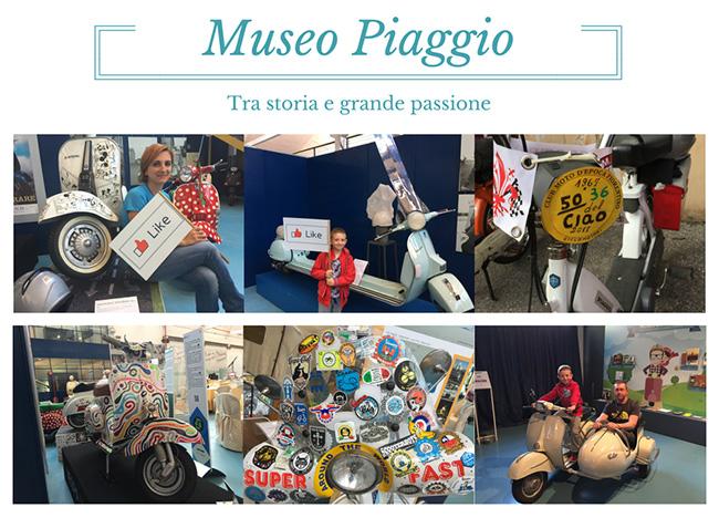 Al Museo Piaggio con i bambini tra storia e grande passione