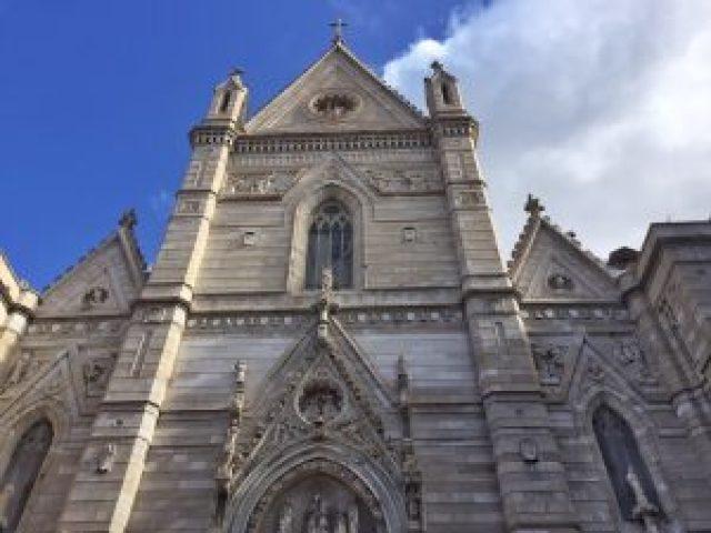 Week end a Napoli - il Duomo