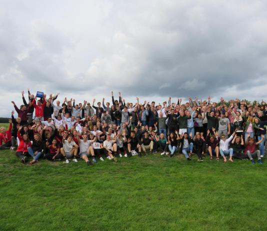 Group picture introduction weekend 2018/19. Source: Ibn Battuta.