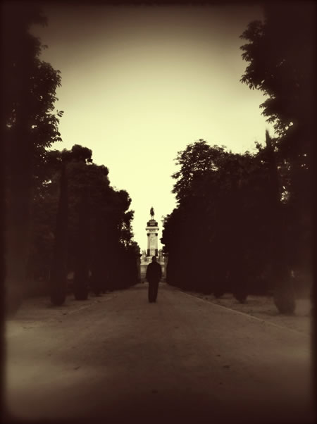 THE LONG WALK | THE PROCESSION | GALLERY IV