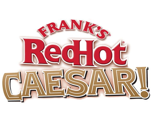Frank's Red Hot Caesar Logo | GIRVIN
