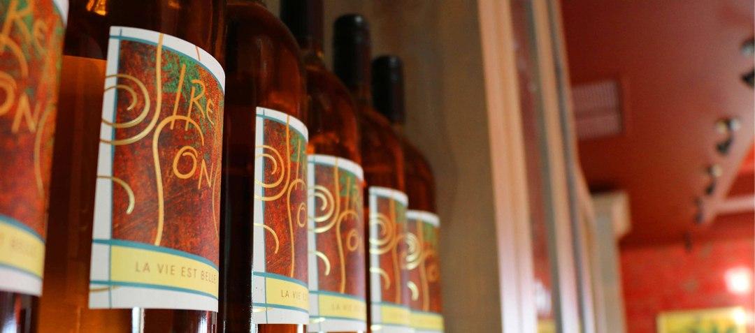 Siren Song Wine Labels