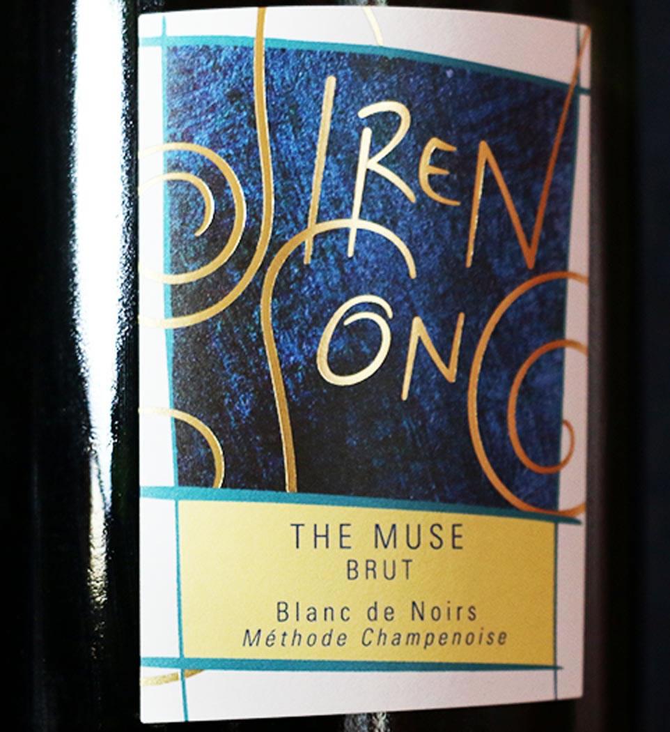 Siren Song Wine Label