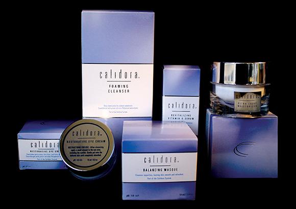 Calidora Packaging Lineup