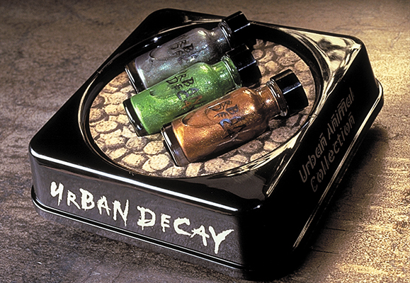 Urban Decy Display Square