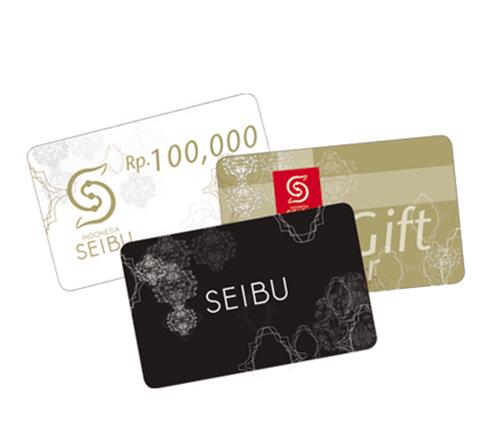 Seibu Gift Cards