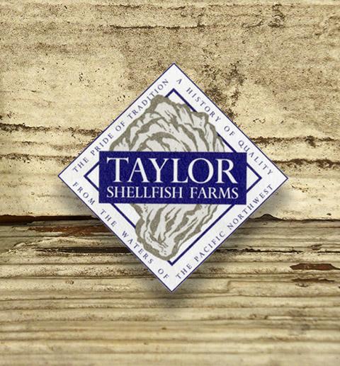 Taylor Shellfish Farms Logo