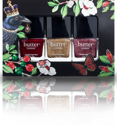 butter LONDON Gift Packaging