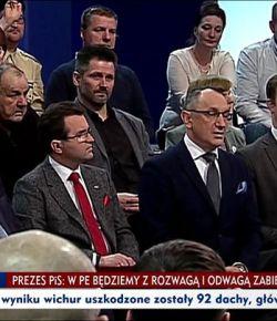 Studio Polska TVP Info 16 marca 2018