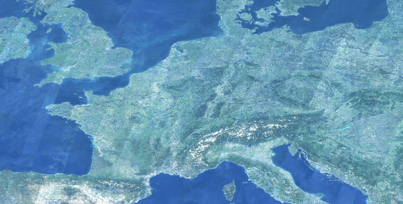 Javascript gis blog cloud free sentinel 2 mosaic of europe gumiabroncs