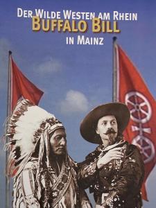 Buffalo Bill Plakat