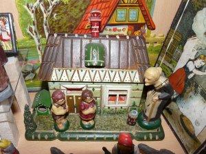 Masse - Hexenhaus Holz