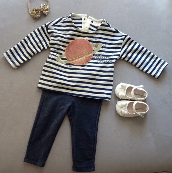 Baby's Outfit of the Day