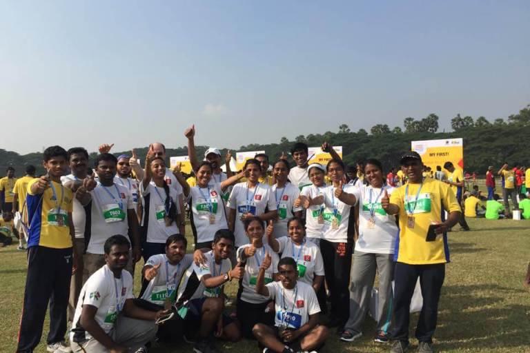 WCM2014-Happy running