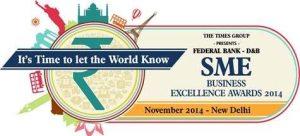 SME Business Excellence Awards 2014